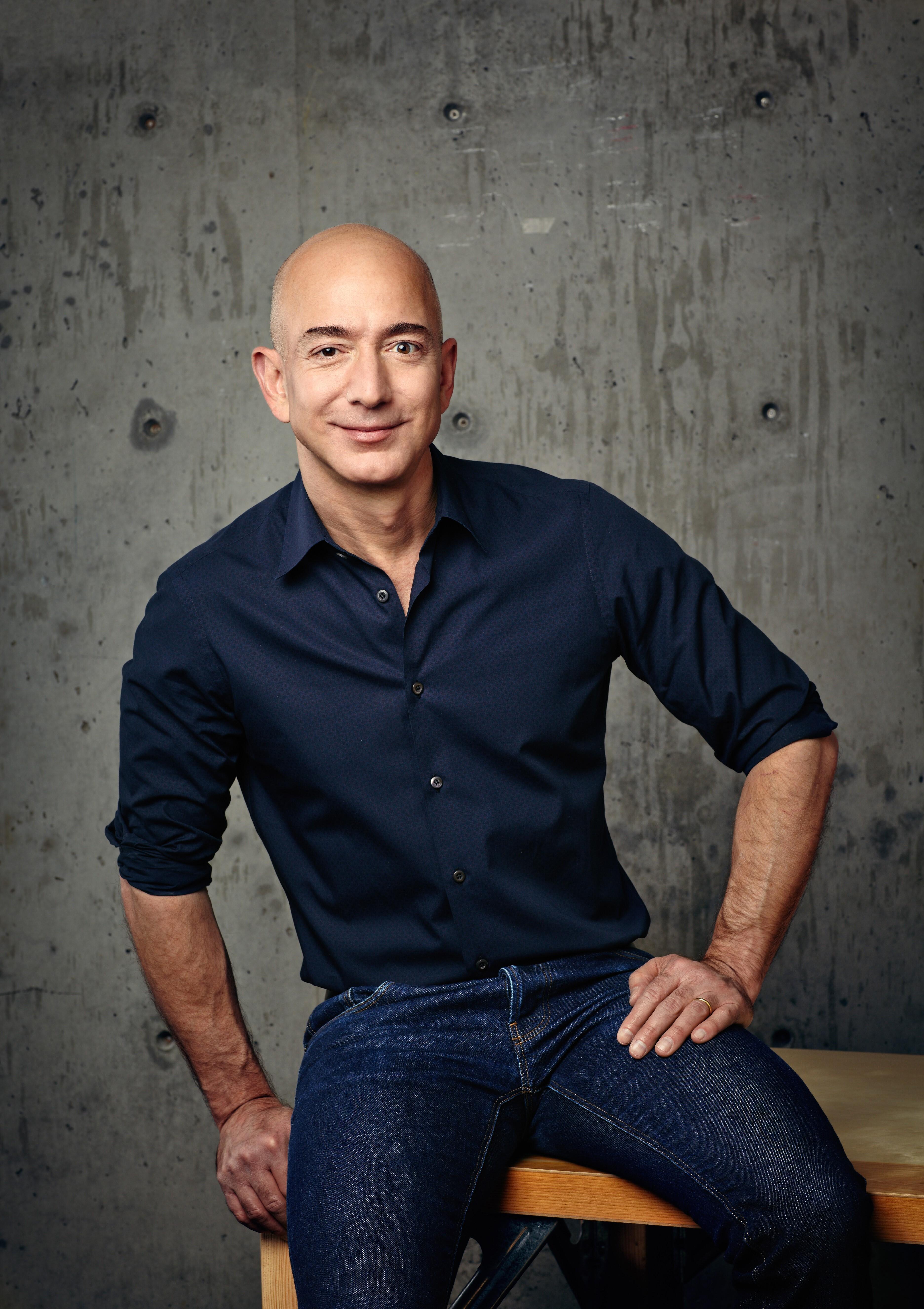 Captain Future Reloaded Wie Das Sz Magazin Jeff Bezos Sieht