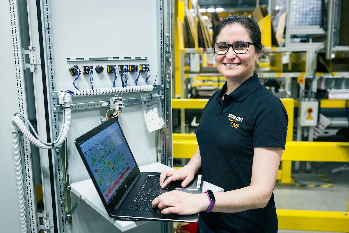 Apprentice Re Training To Follow Career She Wanted Aged 15