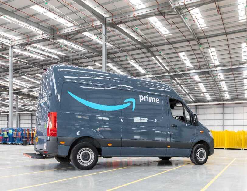 Deliver Service Programme - new branded van