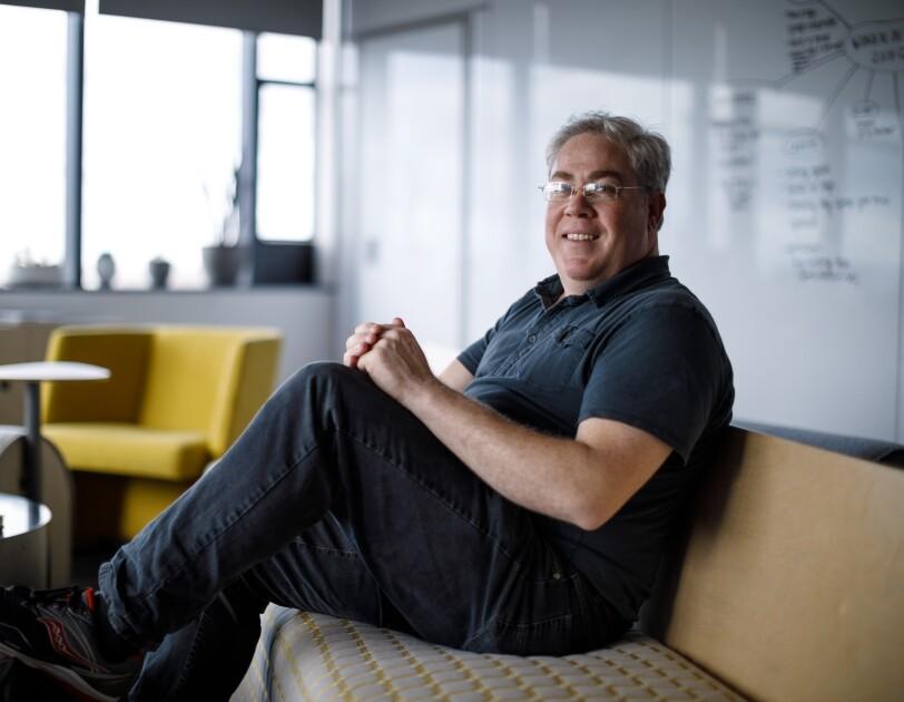 Amazon employee Brendan Gramer