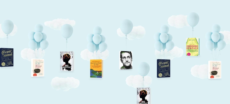 Das Jahr in Büchern 2019_Welche Bücher waren 2019 erfolgreich