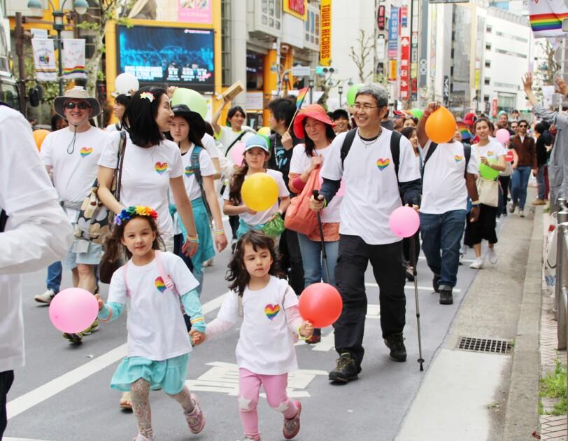 東京レインボープライド」でAmazonが届けるメッセージ