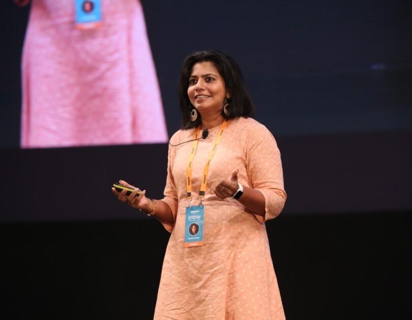 Sunedra Koshy Sambhav 2020
