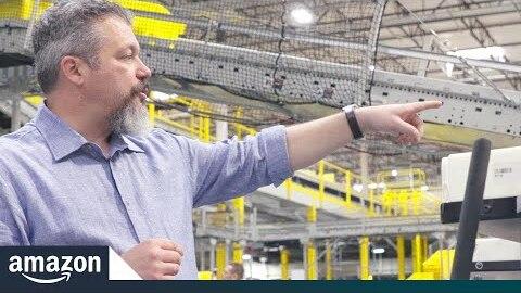 From seasonal job to Amazon leader