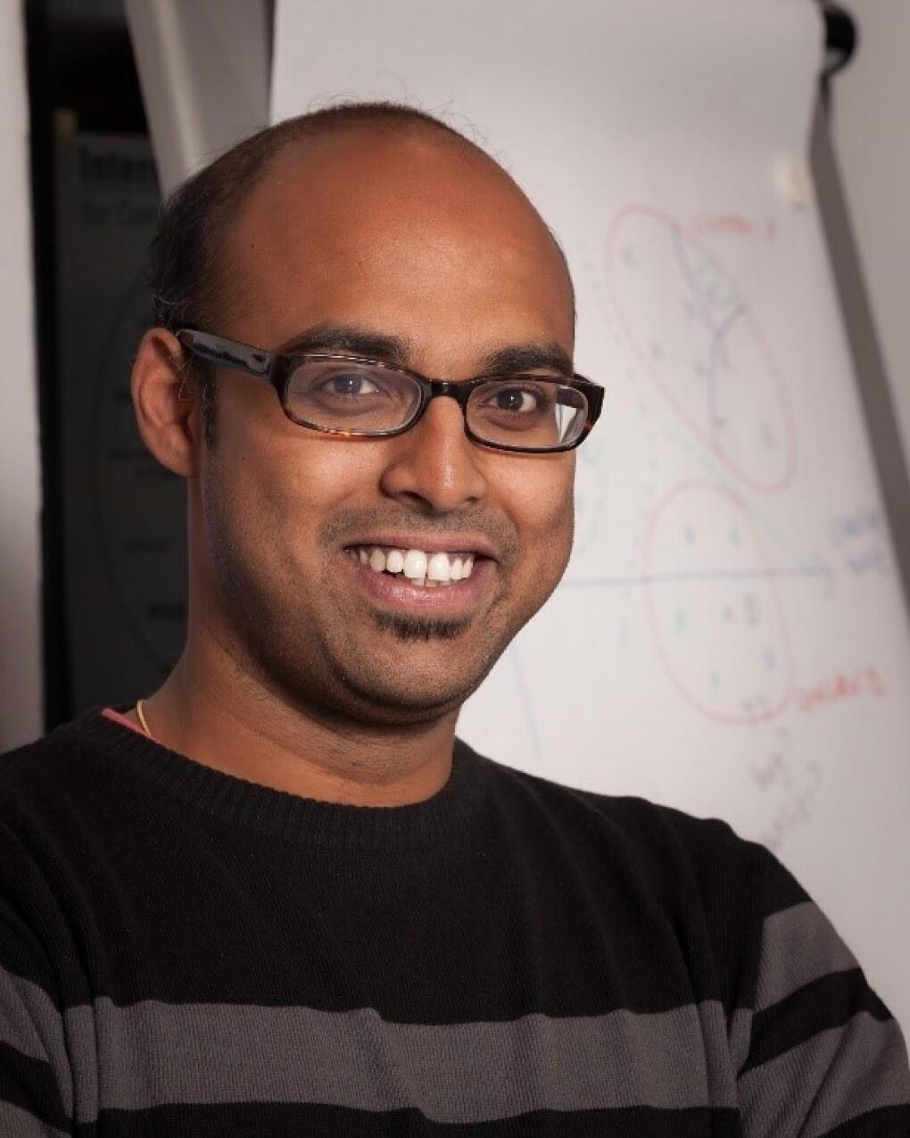 Amazon Research Gewinner Avishek Anand