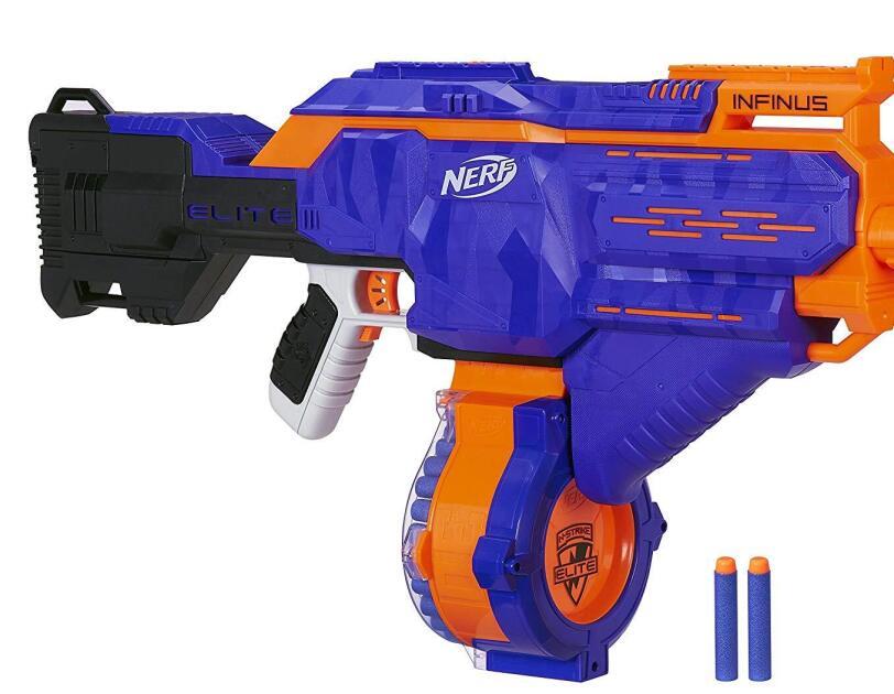Abbildung des Nerf Blaster von Hasbro, erhältlich auf Amazon.de.