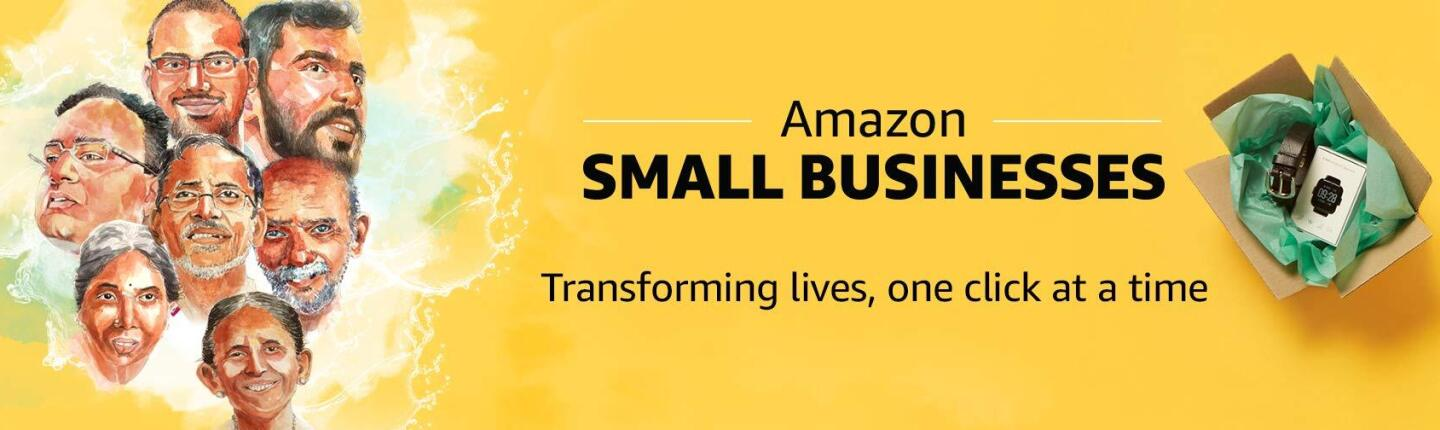 Small Business banner