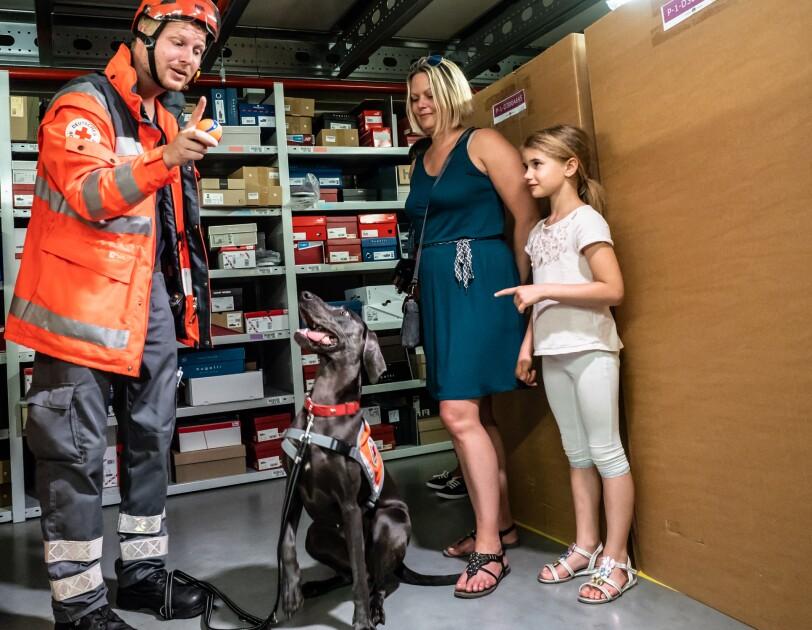 Rettungshunde FRA3 GM Stephanie Schreiber