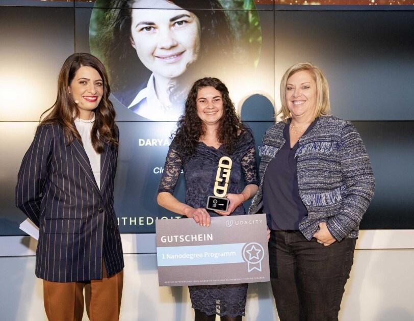 Digital Female Leader Award - Unternehmertum