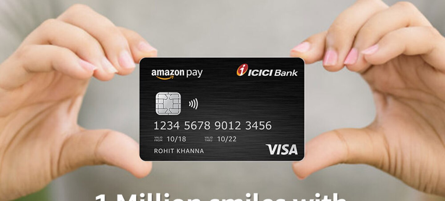 Amazon Pay ICICI Bank credit card is fastest to cross 7 million
