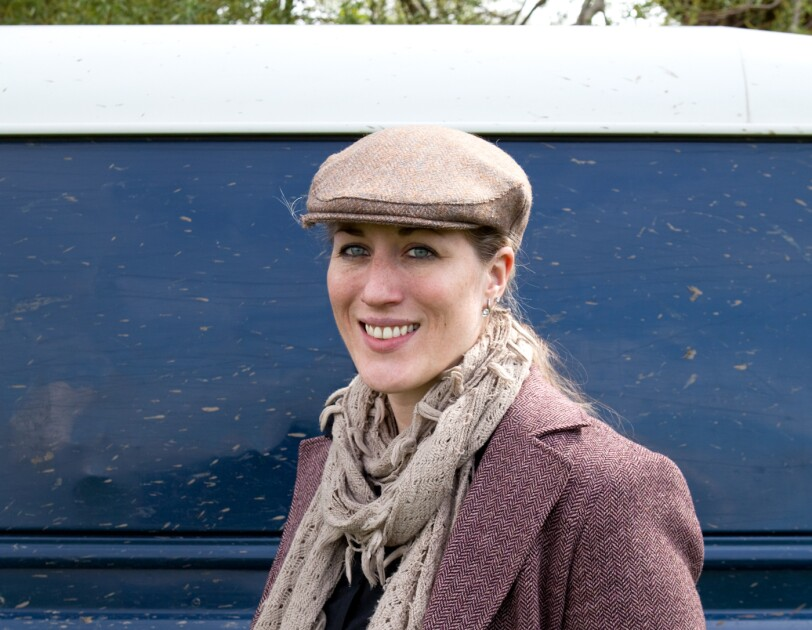 Romney Marsh Wools Kristina Boulden