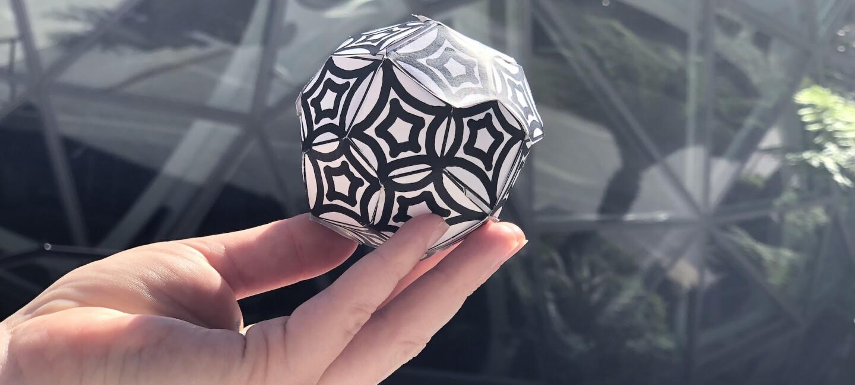DIY polyhedron