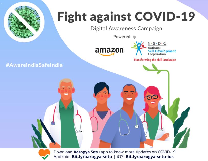 COVID Care Amazon NSDC