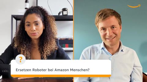 Amazon antwortet_Ole und Cherifa im Gespräch
