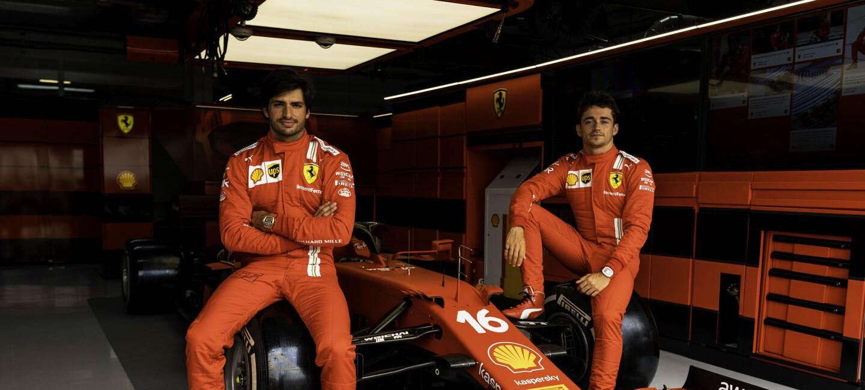 Ferrari - AWS