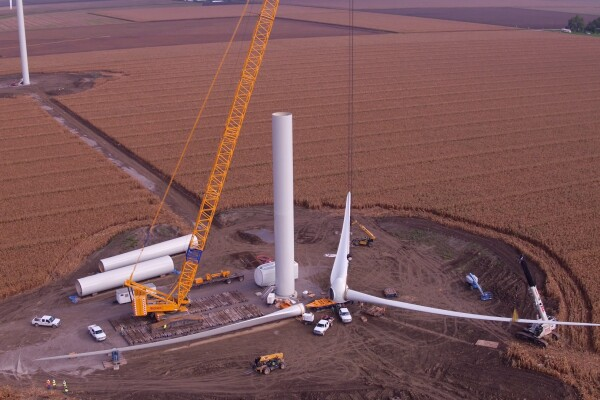 AWS wind farm