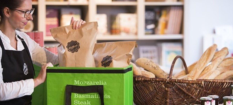 Der Wocheneinkauf mit AmazonFresh