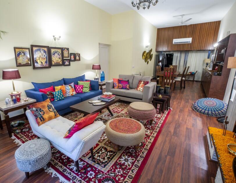 Ground Floor Amazon Festive Home