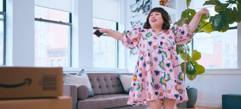渡辺直美さん出演の「プライムデー」スペシャルムービーを公開中
