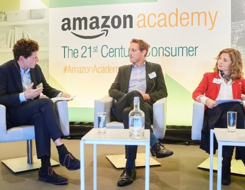 Amazon Academy Brussels 2018 panelists