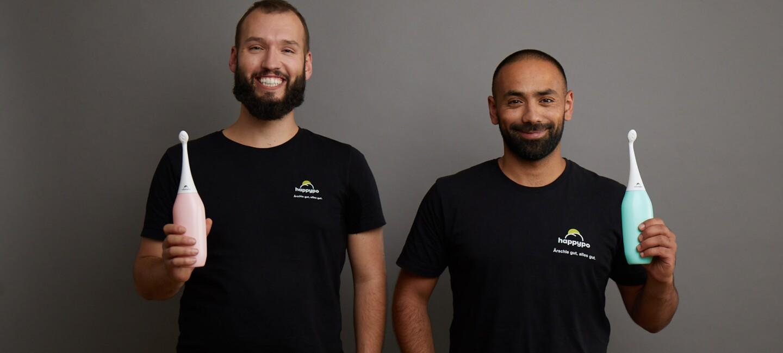 HappyPo-Gründer bei UdZ III