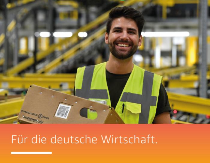 Dafür stehen wir_Amazon Deutschland