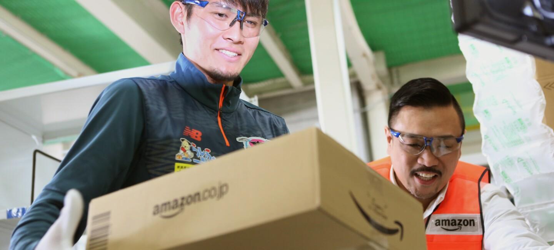 Amazon Leadership Experience Programの様子