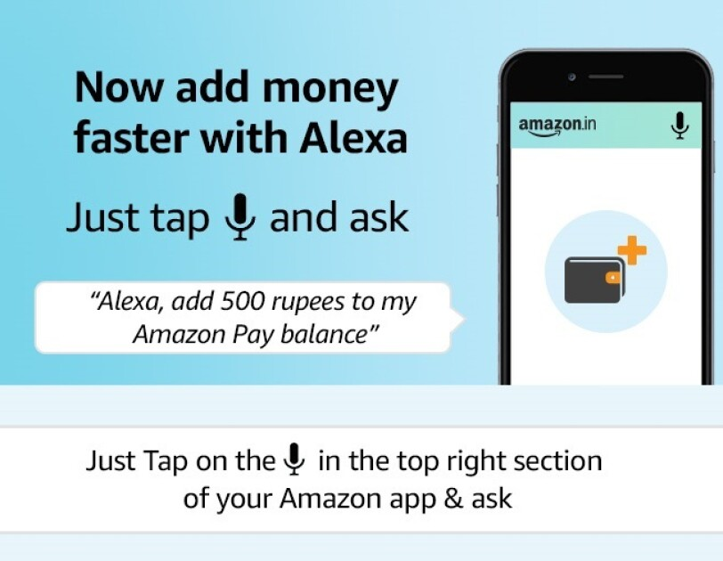 Alexa makes bill payments faster on the Amazon shopping app