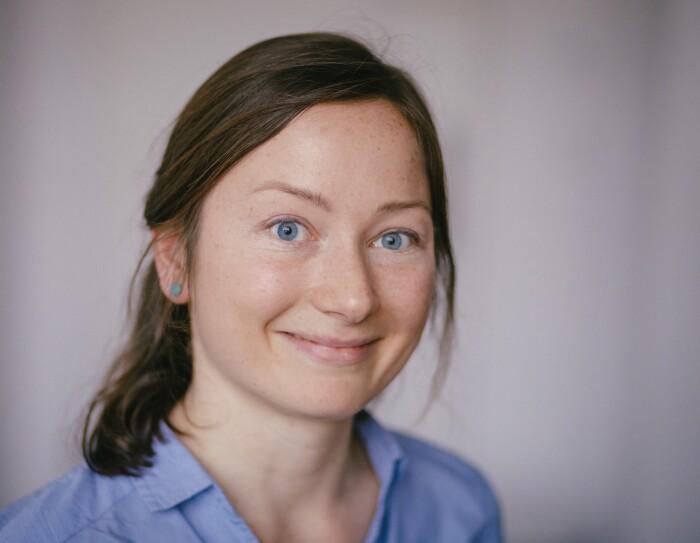 Julia Beyer, Teilnehmerin von Unternehmerinnen der Zukunft.