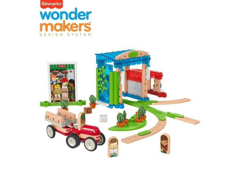 Fisher-Price Wonder Markers