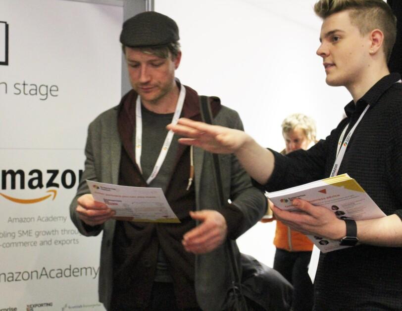 Amazon Academy Glasgow