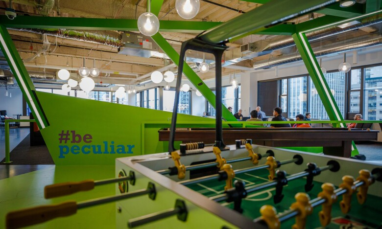 9 cool places at Amazon headquarters
