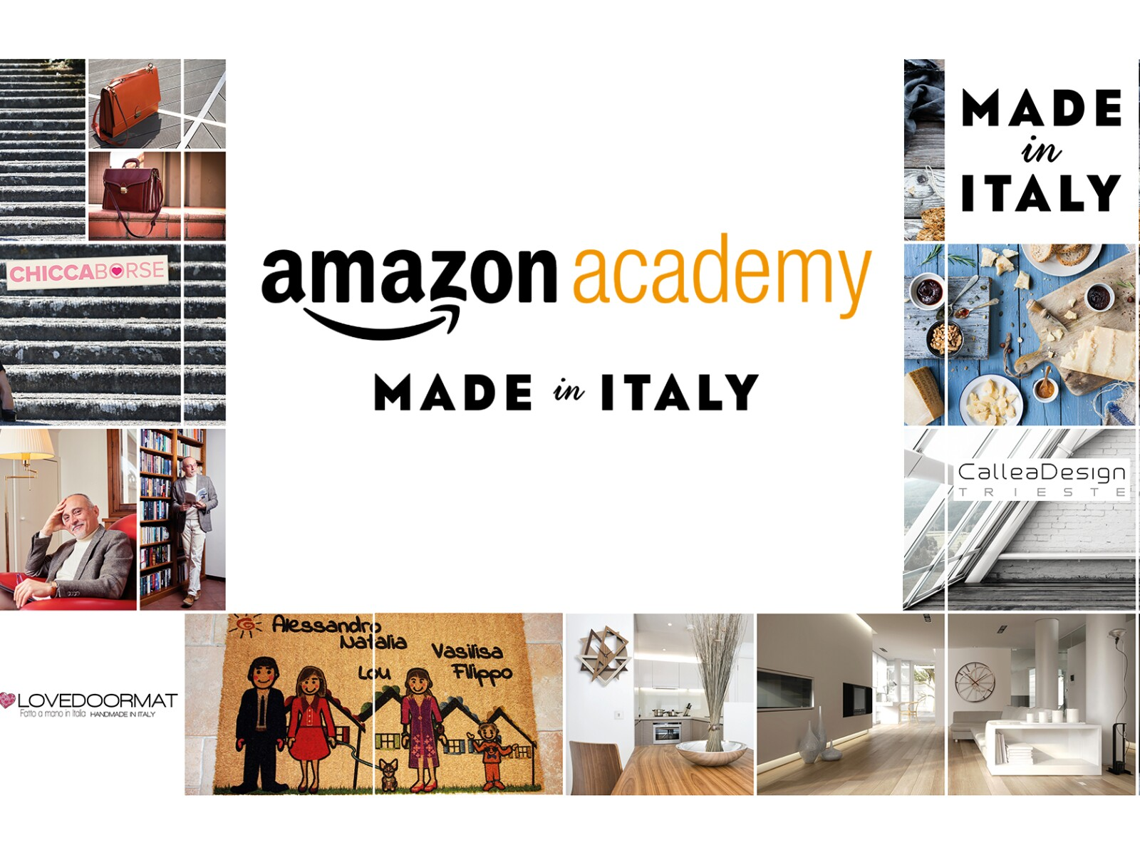 Made In Italy Academy.Amazon Academy 2019 Presenting Our Made In Italy Program