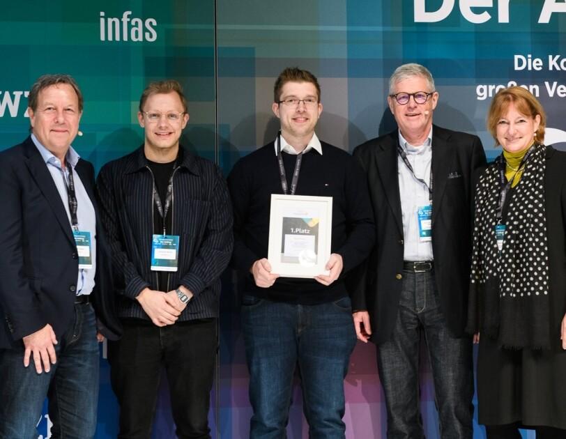 Die Gewinner-Teams von digital.engagiert 2019