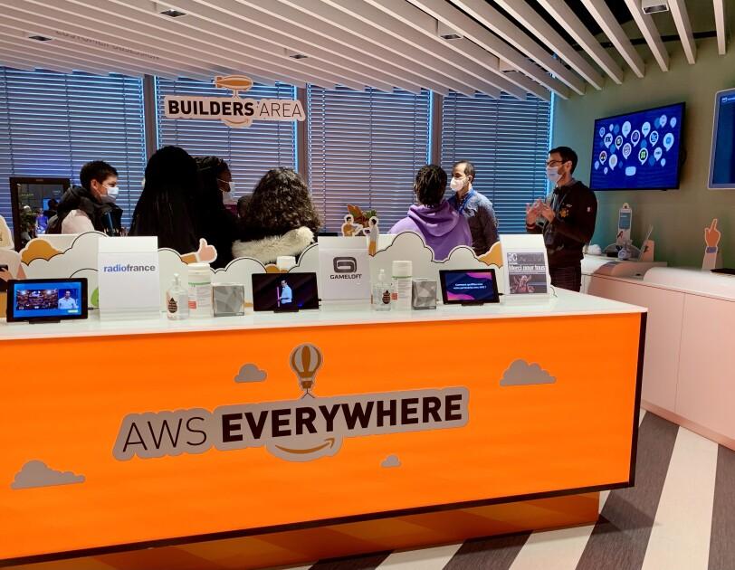 Amazon Future Engineer, Amazon Web Services France