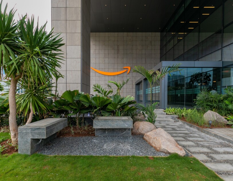 Amazon's Hyderabad Campus