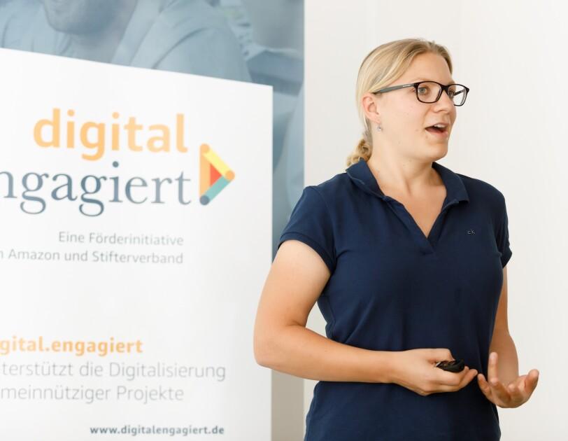 Mid Term Meeting digital.engagiert