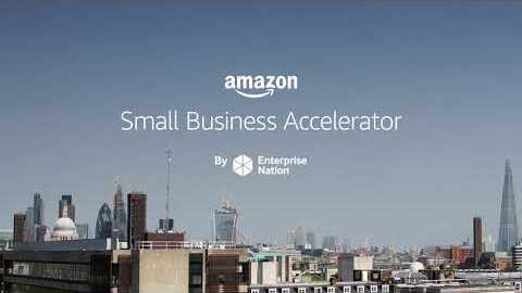 Amazon Small Business Accelerator is live