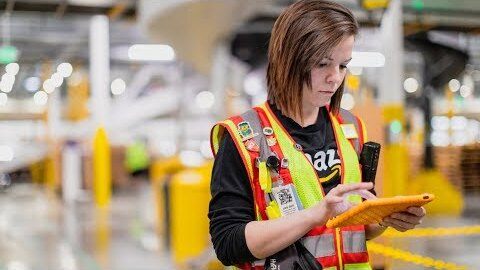 Becoming a trailblazer in Amazon robotics