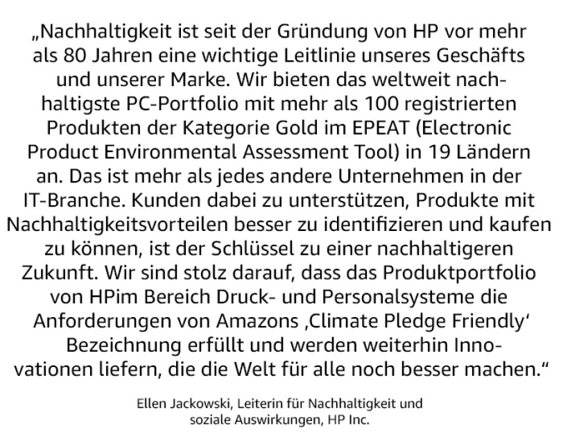 Climate Pledge Friendly Partner