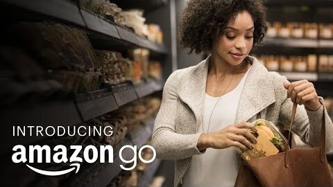 Die neueste Shopping Technologie: Amazon Go