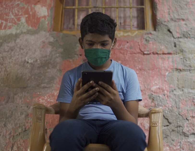 Deliver Smiles to kids Amazon India 2020