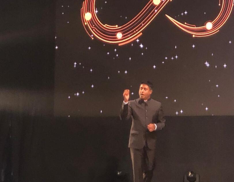 Gopal Pillai at Sambhav 2020