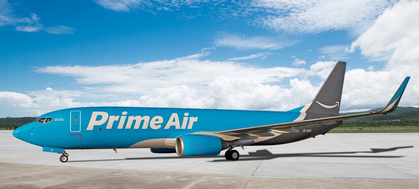 EI-DAC Prime Air Operations Amazon Air