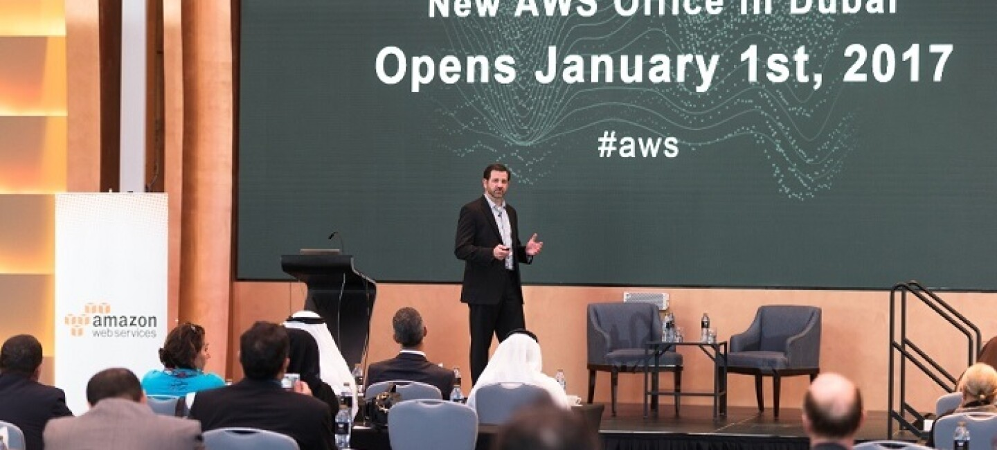 New AWS Office opening in Dubai