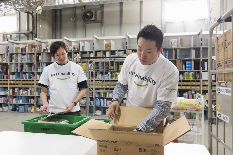 Amazon Japan Sustainability