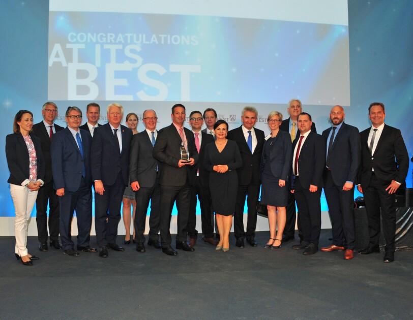 Gruppenbild NRW Invest 2018
