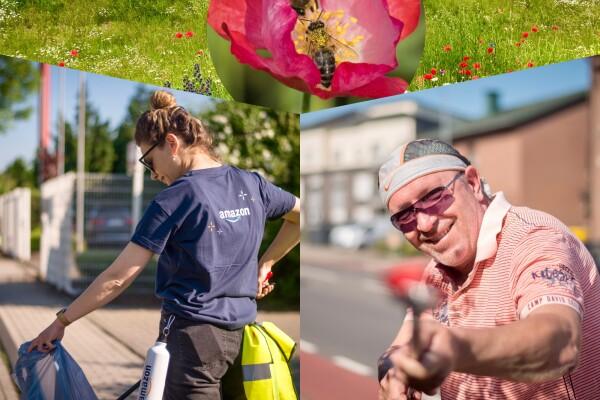 Promo Volunteering Rheinberg