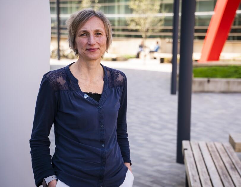Prof. Naomi Allen, Chief Scientist at UK Biobank