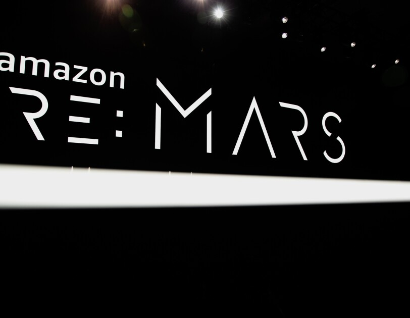 Live from re:MARS 2019, sights, events, and activities